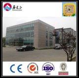 Terremoto en China el marco de acero Estructura de acero taller o almacén (BYSS052101)