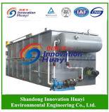 Machine dissoute de flottation à air pour la station de lavage de camion
