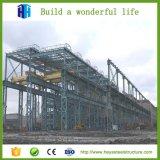 Edificio de acero del almacén de las telas del diseñador del taller de la fábrica del bajo costo