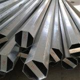 35FT восьмиугольные электрические гальванизированные стальные Poles