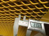 다채로운 확장된 금속 메시 금속 욋가지 또는 층계 보행 확장된 강철 스크린