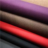 PU de alta qualidade de pele artificial sintéticos artificiais para Upholstery-Arlen