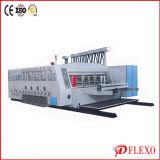 Corrugado automática de 4 colores Slotter Impresoras Máquina (YD1424)