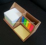 Eco Memo Pad avec porte-stylo en carton