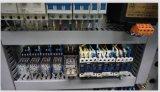 CNCの旋盤機械装置Ck6140Aに通す金属の切断および管