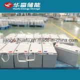 12V Batterij van de Opslag van de Energie van het 100ah de ZonneGel UPS