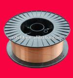 Maschinerie-Verbrauchsmaterialien! ! Kohlenstoffarmer Stahl CO2 Schweißens-Draht Er70s-6