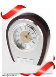 Часы стола верхнего надувательства деревянные для дома или офисов