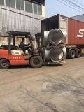 Roestvrij staal de Elleboog van 180 Graad voor Industriële het Water van het Gas van de Olie