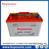 Hybride Autobatterie-beginnende Batterie-Selbstautobatterie trocken