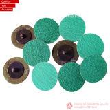 3inch, P60, Ts-Typ Vsm Zirconia u. keramische Roloc Platte