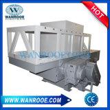 De plastic Ontvezelmachine van het Recycling van de Schacht van het Vat van Stukken Holle Enige