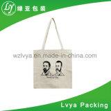 Wenzhou fabricant haut de la qualité écologique des produits biologiques Shopping Sac en toile de coton de promotion sac fourre-tout