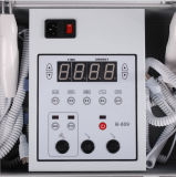 LCD表示が付いているガルバニック超音波Microcurrentの皮心配装置