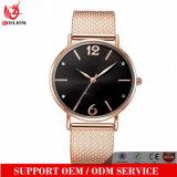 Yxl-538方法デザインカップルの恋人の腕時計の昇進のギフトの革Women&Menの安く大きい割引腕時計