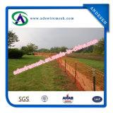 Barriera di sicurezza verde & arancione