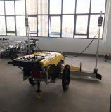 Горячая продажа высокая рабочая точность лазерных Screed машины