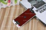 Lcd-Bildschirmanzeige und Fingerspitzentablett für das iPhone 6 Plus