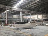 Matériaux de construction en plastique, panneau de mur en bois de couleur, panneaux de plafond de PVC, Cielo Raso De PVC