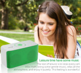 Audio Draagbare Spreker Bluetooth met TF Kaart en Functie WiFi