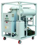 Máquina de la filtración del aceite aislador del vacío de la serie de Jy