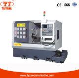 Pequeña Mini máquina de torno CNC Horizatal de metal para la venta