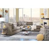 Il sofà del tessuto del salone della mobilia fissa la vendita in linea (S-04)