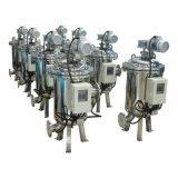 Filtro de agua automático de limpieza de uno mismo con el tamiz de la cuña del acero inoxidable 304 (YLXS)