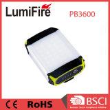 Nuova 5V lanterna di campeggio ricaricabile del USB Powerbank LED
