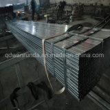 Tubo de acero galvanizado cuadrado Solicitud Warmhouse/gases de efecto