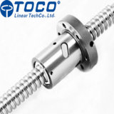 Ballscrew lineare 20mm dell'asta cilindrica con Lead10mm per la perforatrice concentrare