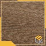 Papier décoratif d'impression de modèle des graines en bois de chêne de Brown pour l'étage, porte, surface de meubles d'usine chinoise