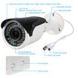 1台のHD IRの防水機密保護CCTVのカメラに付き4台