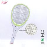 LED 재충전용 라켓을%s 가벼운 전기 모기 Swatter