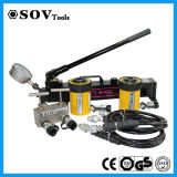 SOVRch安い単一のActingcの空のプランジャ油圧ジャックシリンダー