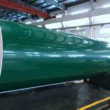 Пвх фиолетового цвета PE Pvk ленты конвейера для транспортной системы и ременный конвейер