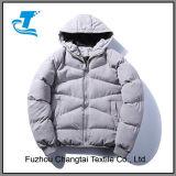 Moda masculina Inverno engrossar casacos para baixo