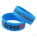 Wristband promozionale del silicone dell'OEM del Wristband su ordinazione del silicone