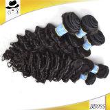Extensões brasileiras do cabelo do Virgin do preço de fábrica 10A
