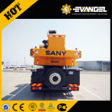 熟練した製造業者が付いているSany Stc750A 75tonのトラッククレーン