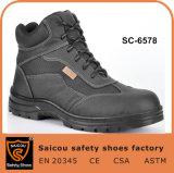 Botas de trabalho confortável e sapatos de segurança S3 Sc-6578