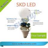Beleuchtung des LED-Birnen-Licht-A60 5W LED