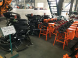 système hydraulique KAISHAN KQY90 AC machine de forage du moteur