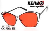 Специальная форма рамы моды солнечные очки км17273