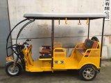 48V 1000Wの4つの助手席が付いている電気乗客の三輪車
