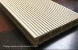 WPC Regular Suelos de exterior, apto para el borde del piso al aire libre, Flor de verificación, la Junta basura