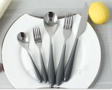 High Quality Personalized Plastic Handle Cutlery for Restaurants