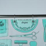 Красочные Custom душ шторки для ванной продуктов
