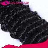 O cabelo profundo cambojano o mais barato empacota extensões naturais do cabelo humano da cor