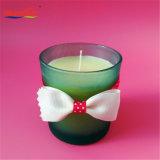 Стеклянная свечка опарника для украшения таблицы на подарке малышей
